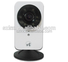 6 IR LEDs 15fps Spy Camera Hidden Mini HD Camera Security System IP Cam Wifi cctv camera