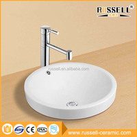 Leisure design fashion bathroom small hand wash basin
