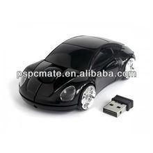 Car shape wireless mouse