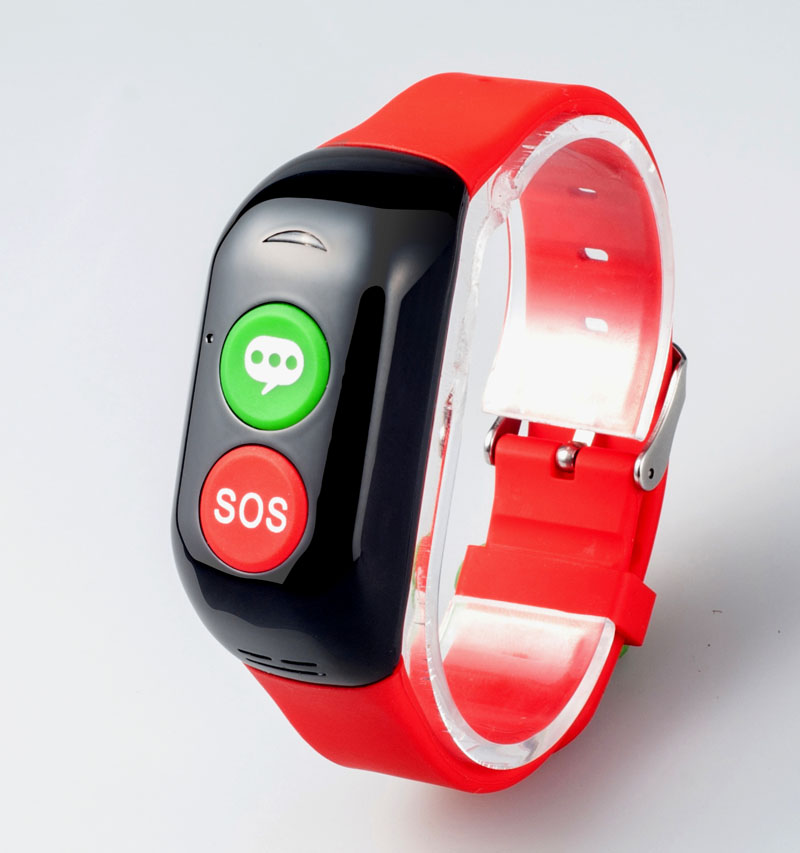 High Quality Elderly SOS Smart Watch Phone Positioning Location GPS Running Smart Watch for Senior