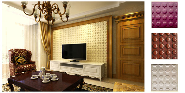 Leather Home Accessories plastic brick panels for walls New HOT products bring you new profit