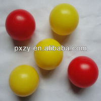 Hard hollow plastic sphere hdpe balls for vending machine