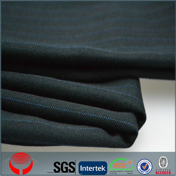 italian poly rayon wool suiting fabric for men and women