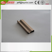 6000 series powder coating aluminium profile furniture supplier / aluminium profile for photo frames / picture frame
