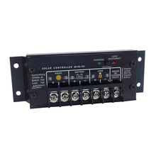 Oem Pwm 20A 12/24v intelligent solar battery charge controller