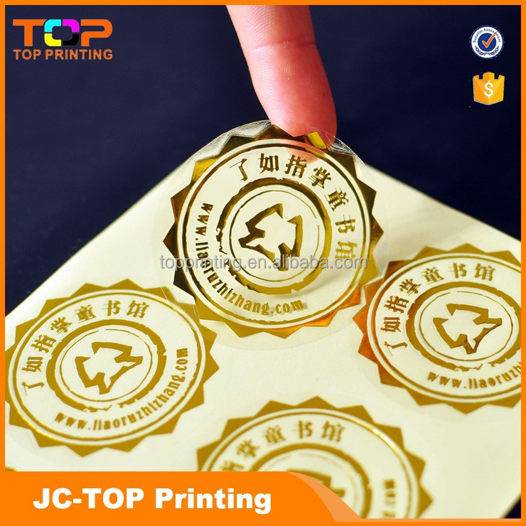 List Manufacturers Of Custom Foil Stickers Buy Custom Foil - Custom gold foil stickers