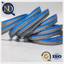 China butcher cutting tools of band saw blade for frozen meat