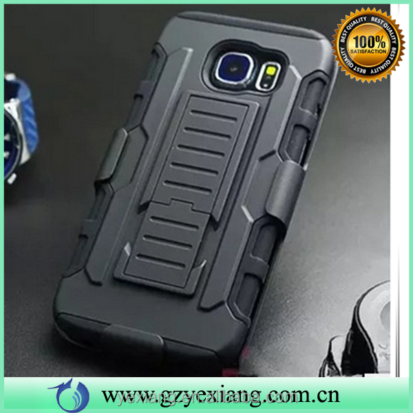 Fashionable design armour case for Samsung galaxy note 2 back cover combo case