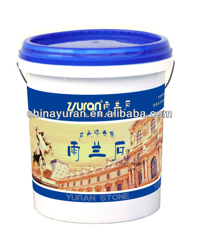 House Decoration Water Based Emulsion Stone Paint/Coatings