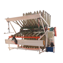 Panel wood hydraulic clamp carrier machine