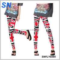 Wholesale 2014 fashionable women brand leggings