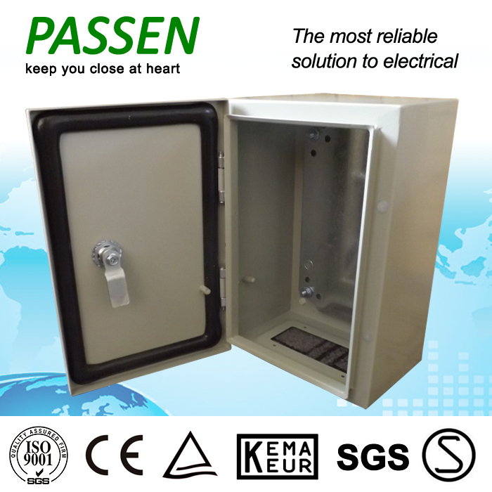 PASSEN CE certificated durable metal enclosure/cable set top box