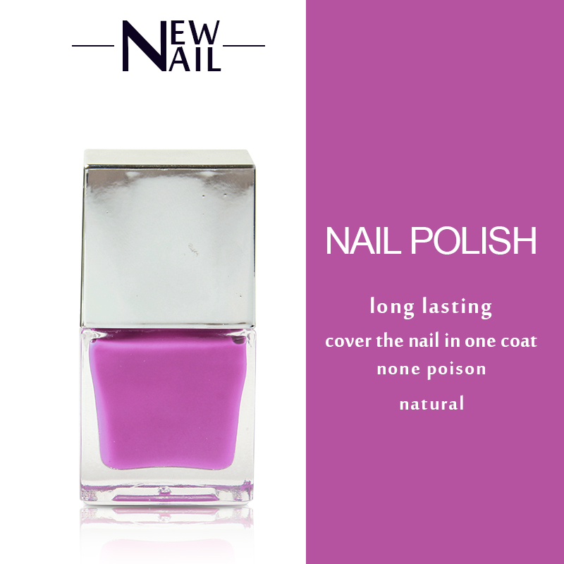 Cosmetics Make Your Own Brand Nail Polish OEM Nail Polish