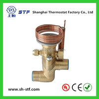 Thermostatic Expansion Valve for R22 R134a R404A R507 R410a