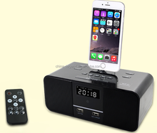 Hotel alarm clock Bluetooth player S6 Bluetooth speaker