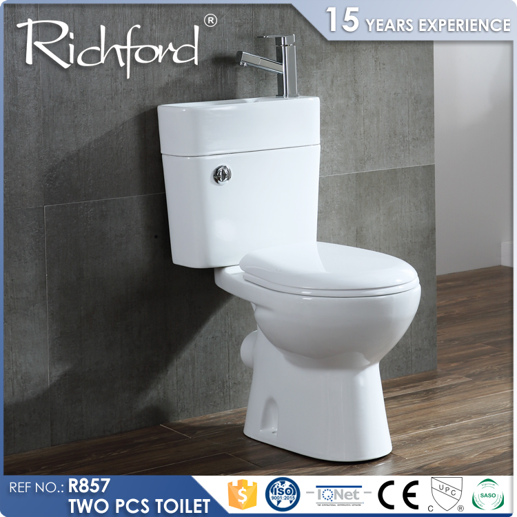 2017 western ceramic bidet White two piece commodes at home depot