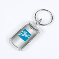 2017 hot-sale hot sale custom can shaped 3d keychain