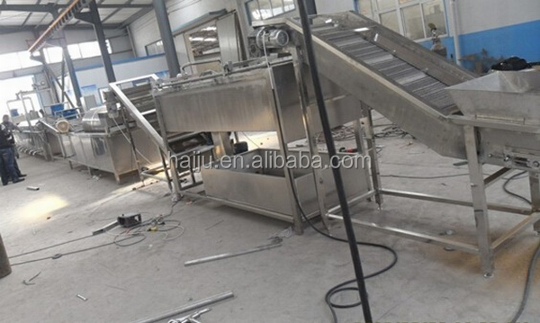 factory cheap price 50kg/h to 200kg/h automatic potato chips making machine