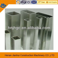Prime quality seamless stainless steel square/round pipe