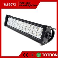 TOTRON Hottest New Arrival Import Led High Quality Ip68 Led Light Bar Used Military Trucks