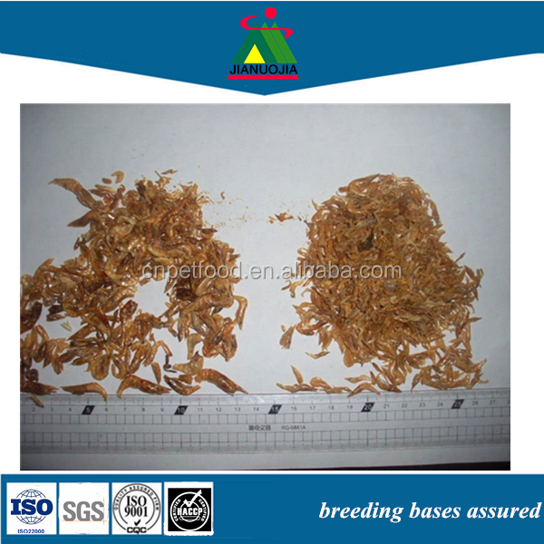 wholesale sun dried freezed shrimp fish food