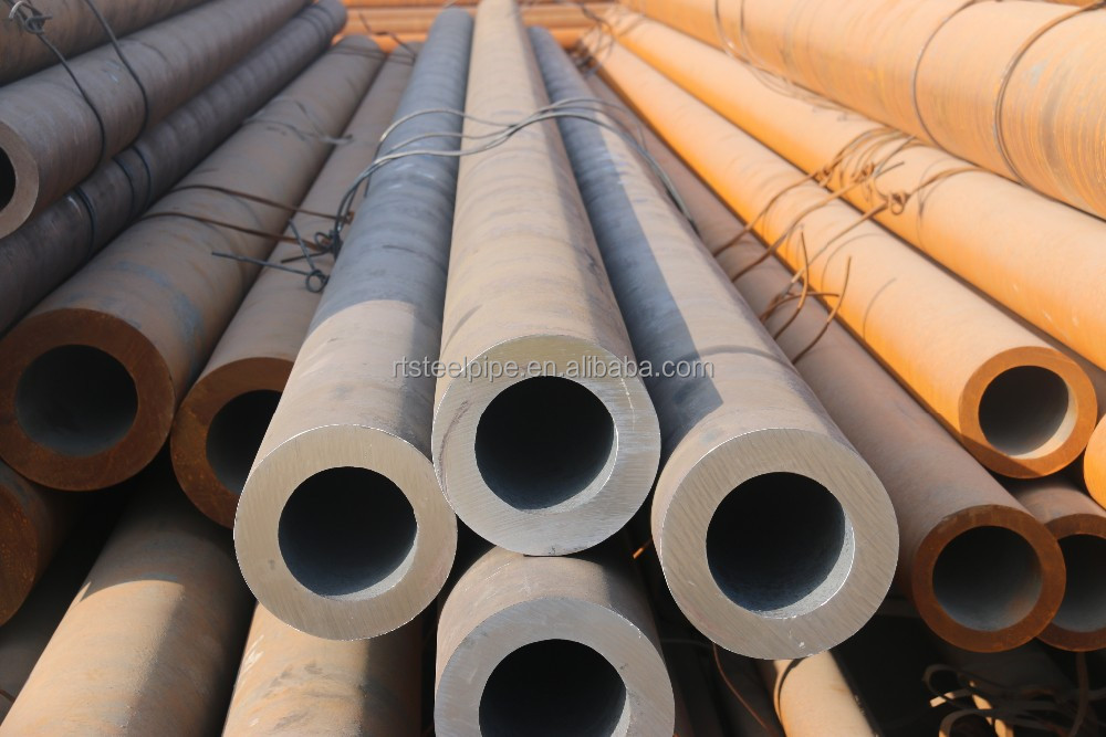 45# Seamless Steel Tube Production Specification , Carbon steel pipe