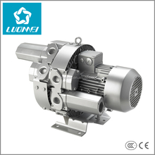 Double Stage Extra High Pressure Series Regenerative Air Ring Blower