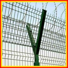 Y Post And Razor Barbed Airport Fence Factory