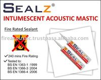 SEALZ Intumescent Acoustic Mastic