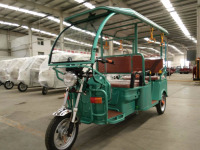 excellent rickshaw passenger tricycle/electric rickshaw bajaj for indian market