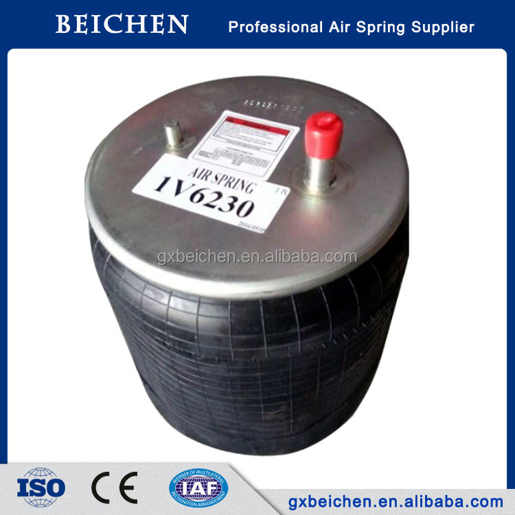 Rubber Semi Trailer Air Bag Suspension Customized Air Spring hino rear air bags