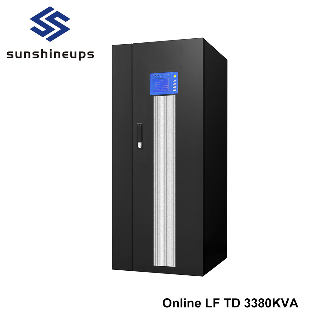 80KVA Online Dsp System CPU Control Electrical Equipment