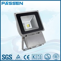Factory Price CE solar flood light with timer