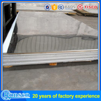 Top selling products in alibaba 2b finish stainless steel sheet