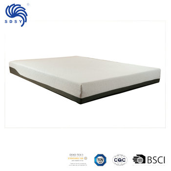 3-inch layer of 5-pound density Memory Foam Mattress