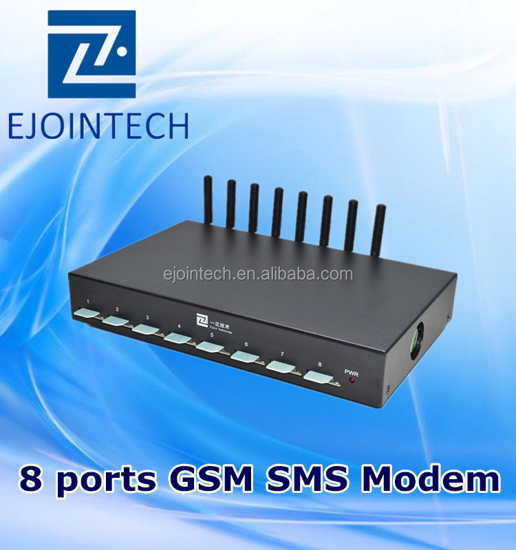 goip 8 bulk gsm modem sip sms gateways - bulk sms with 8 sims voip mini devices with AT command
