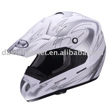 Motorcycle Racing Helmet ( ECE ATV Helmet , Off-Road Helmet ) D600A