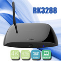 Factory wholesale est android TV box RK3288 quad core UHD 4K TV box android 5.1