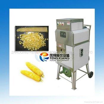 sweet corn cutting machine