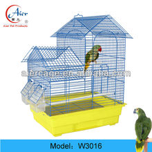 professional manufacturer pet aviary small metal bird cage