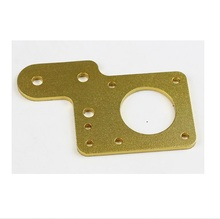 Custom made small parts stamped metal sheet fabrication