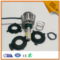 3000k to 6000k motorcycle light bulb led for headlight