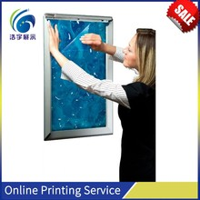 New Tech Of E Ink Paper Electronic Indoor Mobile Phone Ads With Pop Ads Banner Advertising Epaper Snap Frame