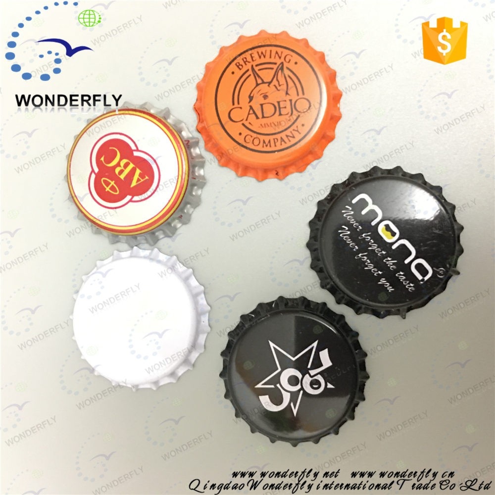 Hot sale Twist off crown caps for beer glass bottle