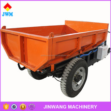 multifunctional low cost China tricycle for sale/no pollutional no noise electric tipper