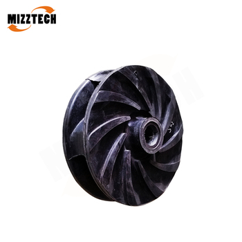 MIZZTECH Custom made slurry pump impeller