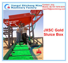 Alluvial Gold Extraction Equipment,Alluvial Mine Machine,Small Gold Concentrator for Sale
