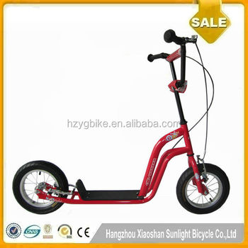 12 inch CE standard Mini Kick Scooter Sale