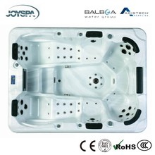 Portable Inflatable SPA Hot Tub / LED SPA - JOYSPA Glow hot tube