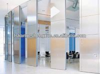 Hot Sale And Professional Glass Partition Wall For Hotel And Gymnasium